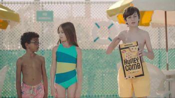 Honey-Comb TV Spot, 'Cannonball'