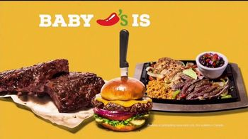 Chili's TV Spot, 'Burgers, Ribs and Fajitas' - Thumbnail 10