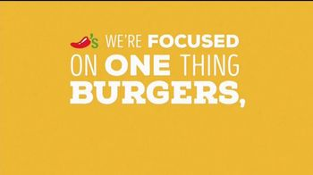 Chili's TV Spot, 'Burgers, Ribs and Fajitas'