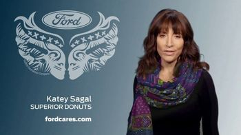 Ford Warriors in Pink TV Spot, 'Superior Support' Featuring Katey Sagal - 4 commercial airings