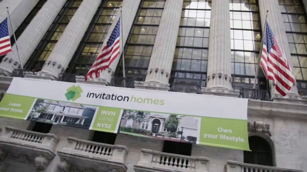 New york stock exchange tv commercial invitation homes ispot stopboris Image collections