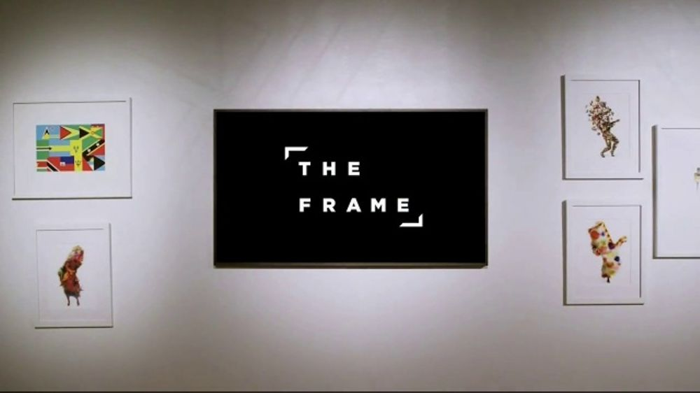 Samsung The Frame TV Commercial, 'The Most Beautiful TV You???ve Never Seen'
