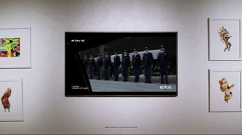 Samsung The Frame TV Spot, 'The Most Beautiful TV You've Never Seen' - Thumbnail 7