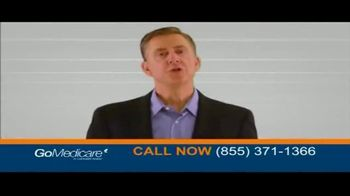 GoMedicare TV Spot, 'Extra Benefits' - Thumbnail 1