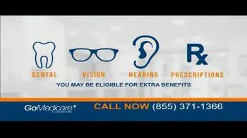 GoMedicare TV Spot, 'Extra Benefits' - Thumbnail 2