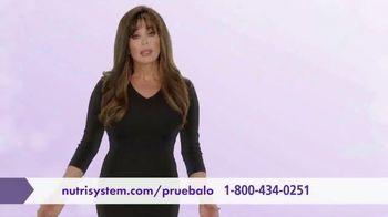 Nutrisystem Lean13 TV Spot, 'Barras y malteadas' con Marie Osmond [Spanish] - 247 commercial airings