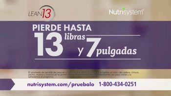 Nutrisystem Lean13 TV Spot, 'Barras y malteadas' con Marie Osmond [Spanish] - Thumbnail 10