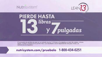Nutrisystem Lean13 TV Spot, 'Barras y malteadas' con Marie Osmond [Spanish] - Thumbnail 7