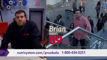 Nutrisystem Lean13 TV Spot, 'Barras y malteadas' con Marie Osmond [Spanish] - Thumbnail 8