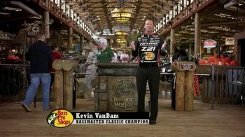 Bass Pro Shops TV Spot, 'Hiking Socks and Boots' Featuring Kevin VanDam - Thumbnail 2