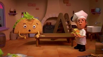 Taco Bell National Taco Day TV Spot, \'Glen and the Magic Taco\'
