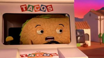 Taco Bell National Taco Day TV Spot, 'Glen and the Magic Taco' - Thumbnail 8