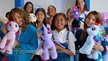 Build-A-Bear Workshop My Little Pony Furry Friends TV Spot, 'Fun Begins'