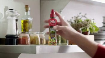 Pam Olive Oil Cooking Spray TV Spot, 'Sit' - Thumbnail 6