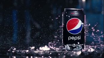 Pepsi Zero Sugar TV Spot, 'Delicious and Refreshing'