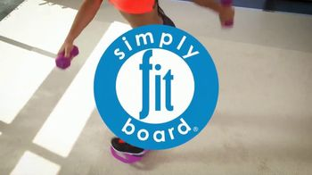 Simply Fit Board TV Spot, 'Jump on Board' Featuring Lori Greiner - Thumbnail 3