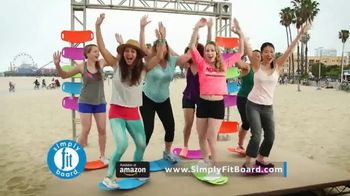 Simply Fit Board TV Spot, 'Jump on Board' Featuring Lori Greiner - Thumbnail 5