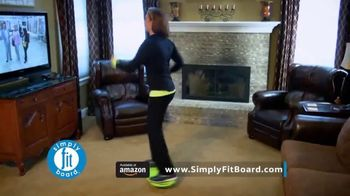 Simply Fit Board TV Spot, 'Jump on Board' Featuring Lori Greiner - Thumbnail 7