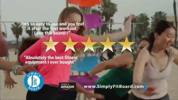 Simply Fit Board TV Spot, 'Jump on Board' Featuring Lori Greiner - Thumbnail 8