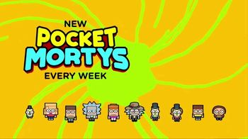 Pocket Mortys TV Spot, 'Season Finale' - 30 commercial airings
