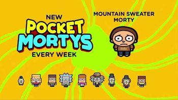 Pocket Mortys TV Spot, 'Season Finale' - Thumbnail 4