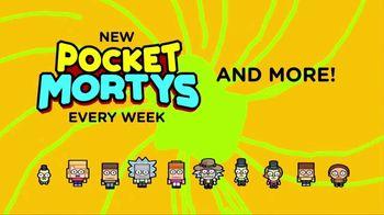Pocket Mortys TV Spot, 'Season Finale' - Thumbnail 7