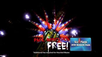 Six Flags Fright Fest TV Spot, 'Unleash the Terror' - Thumbnail 9