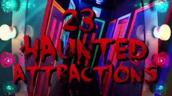 Six Flags Fright Fest TV Spot, 'Unleash the Terror' - Thumbnail 6