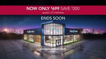 Sleep Number Fall Sale TV Spot, 'Queen c2 Mattress' - Thumbnail 9