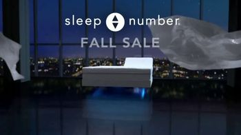 Sleep Number Fall Sale TV Spot, 'Queen c2 Mattress' - Thumbnail 3