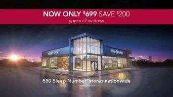 Sleep Number Fall Sale TV Spot, 'Queen c2 Mattress' - Thumbnail 8