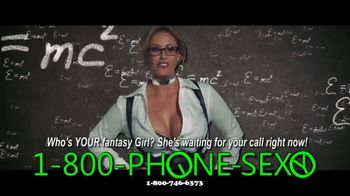 1-800-PHONE-SEXY TV Spot, 'Fantasy Girl' - Thumbnail 10