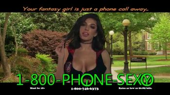 1-800-PHONE-SEXY TV Spot, 'Fantasy Girl' - Thumbnail 4