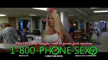 1-800-PHONE-SEXY TV Spot, 'Fantasy Girl' - Thumbnail 6