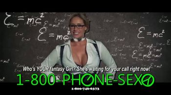 1-800-PHONE-SEXY TV Spot, 'Fantasy Girl' - Thumbnail 9