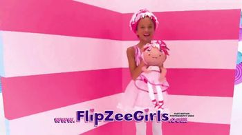 Flip Zee Girls TV Spot, 'Babies That Flip for You: Hair Ties' - Thumbnail 10