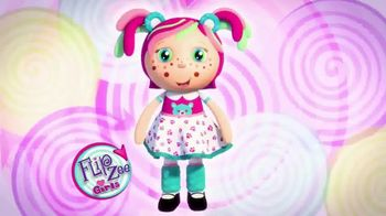 Flip Zee Girls TV Spot, 'Babies That Flip for You: Hair Ties'