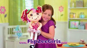 Flip Zee Girls TV Spot, 'Babies That Flip for You: Hair Ties' - Thumbnail 4