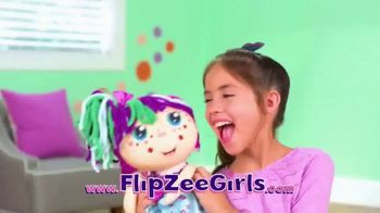 Flip Zee Girls TV Spot, 'Babies That Flip for You: Hair Ties' - Thumbnail 5