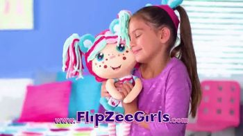 Flip Zee Girls TV Spot, 'Babies That Flip for You: Hair Ties' - Thumbnail 6