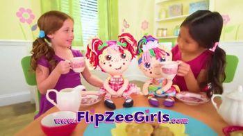 Flip Zee Girls TV Spot, 'Babies That Flip for You: Hair Ties' - Thumbnail 7