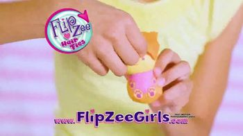 Flip Zee Girls TV Spot, 'Babies That Flip for You: Hair Ties' - Thumbnail 8