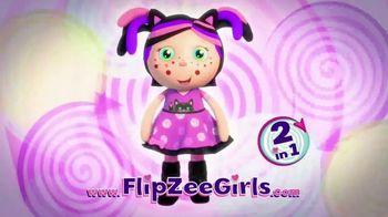 Flip Zee Girls TV Spot, 'Babies That Flip for You: Hair Ties' - Thumbnail 9