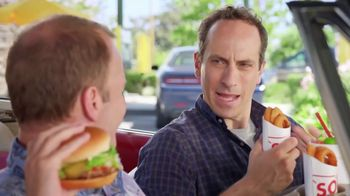 Sonic Drive-In Carhop Classic TV Spot, 'Swan' - 3791 commercial airings