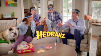 HedBanz TV Spot, 'It Will Keep You Guessing' - 2595 commercial airings