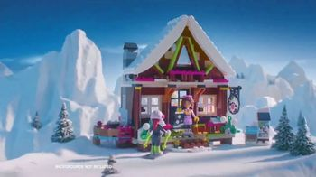 LEGO Friends TV Spot, 'Olivia's First Time Skiing'