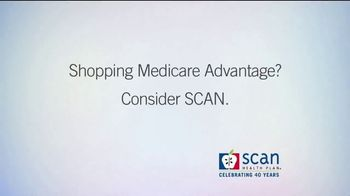 SCAN Health Plan TV Spot, 'Stands Behind the Benefits' - Thumbnail 1