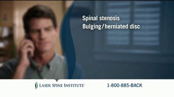 Laser Spine Institute TV Spot, 'Randall' - Thumbnail 3