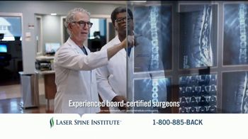 Laser Spine Institute TV Spot, 'Randall' - Thumbnail 5