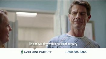 Laser Spine Institute TV Spot, 'Randall' - Thumbnail 6